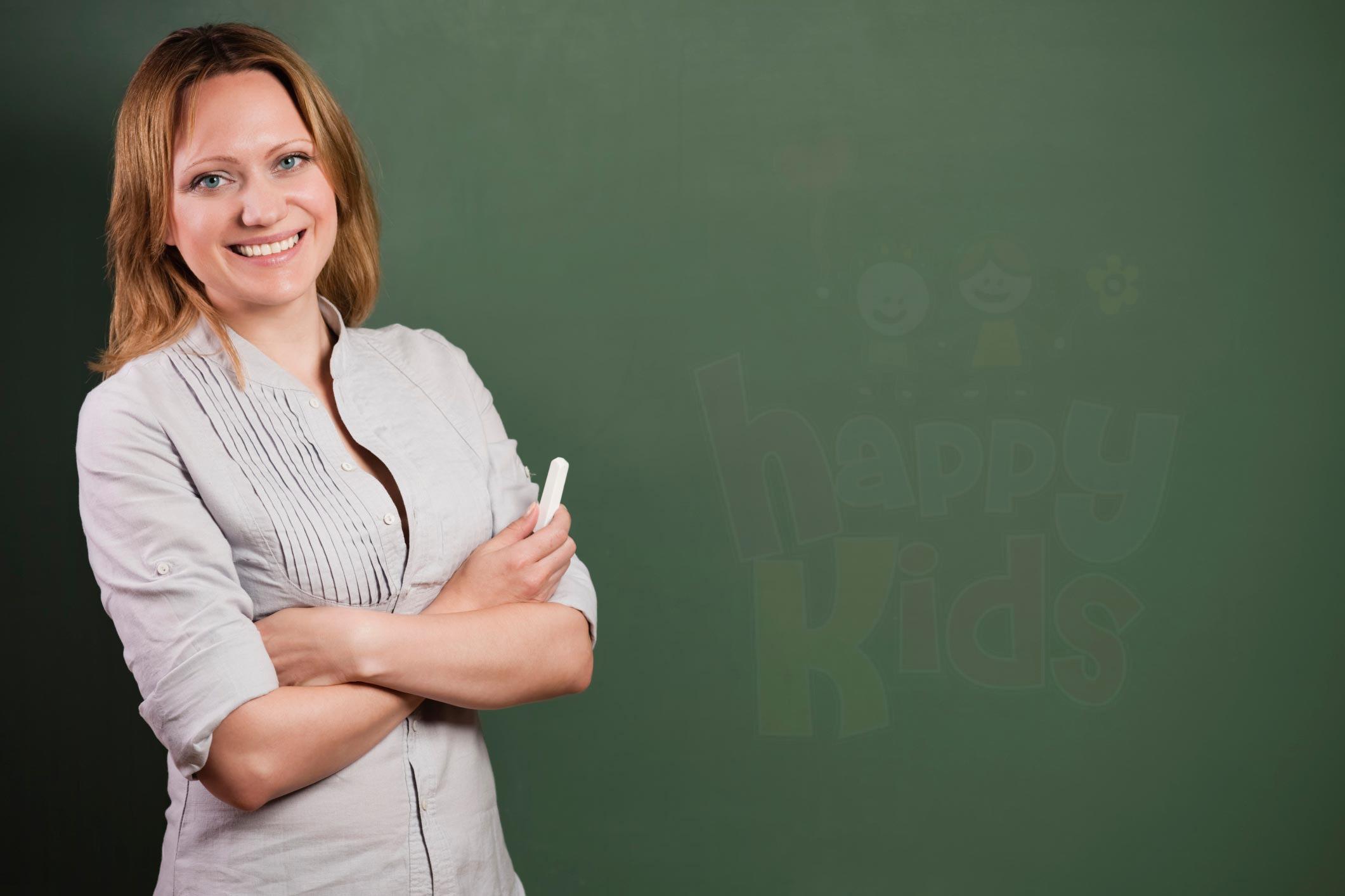 Become a 'Happy Kids' Teacher